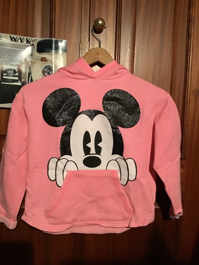 Sudadera Zara Disney