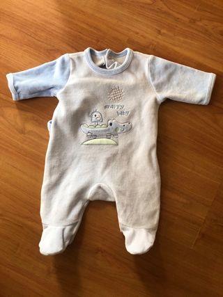 Pijama bebé recién nacido