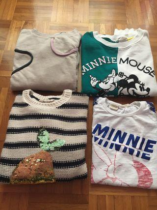 Lote ropa niña 11 años