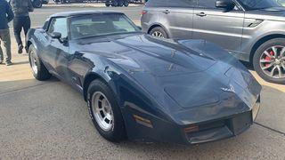 Corvette 1981