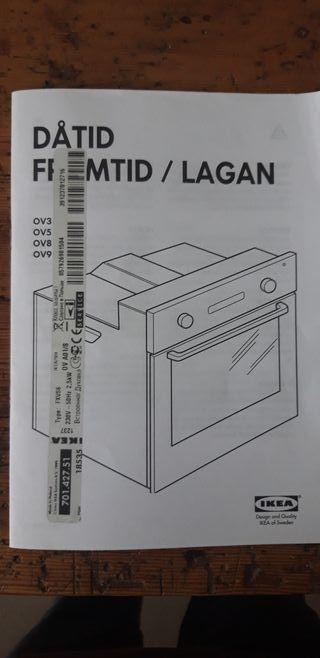 Horno Ikea DATID