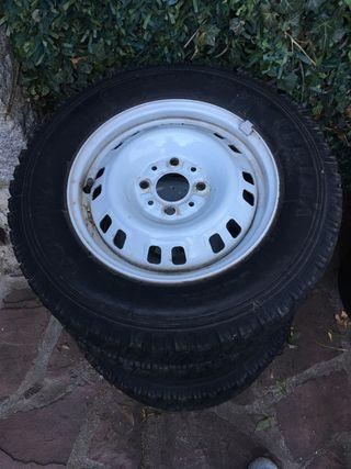 Llantas y neumáticos SEAT Marbella