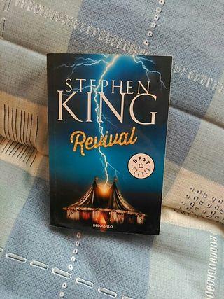 Libro Revival de Stephen King