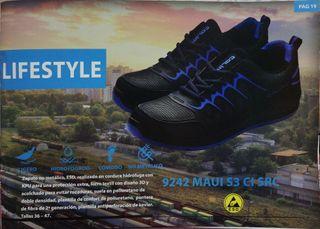 Zapato seguridad Maui