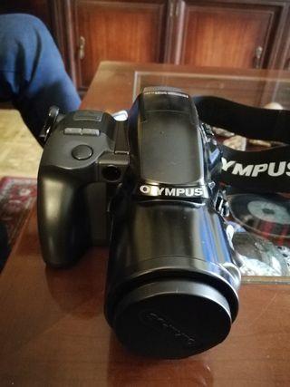 cámara olimpus