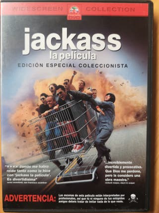 JACKASS - LA PELÍCULA