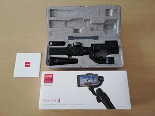 Zhiyun Smmoth 4, Gimbal Estabilitzador Smartphone