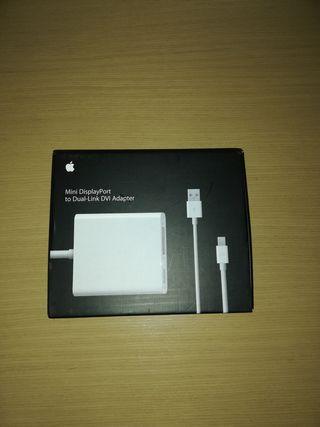 Apple Mini DisplayPort to Dual Link DVI