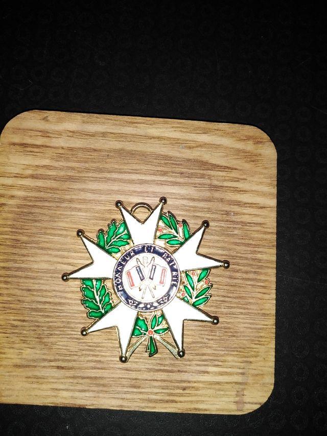 Medalla Francesa 1870 Honneur Et Pat Rie