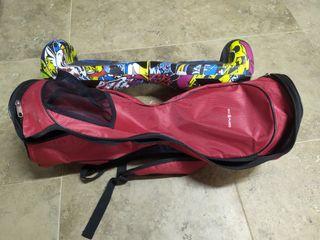 Hoverboard Samrtgyro X2 Street con mochila