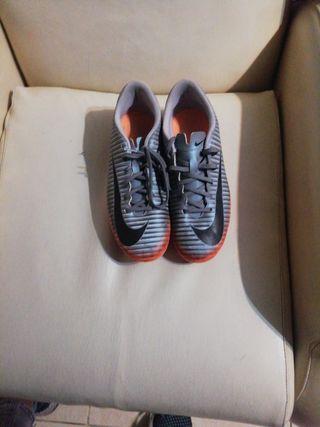 zapatillas fútbol 11, fútbol 7, para césped