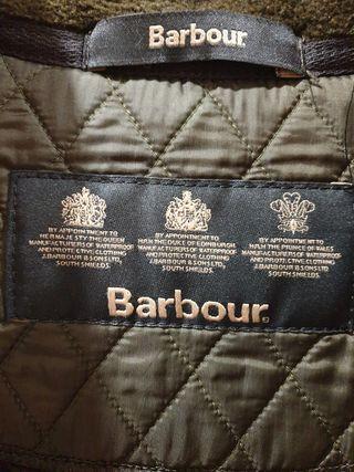 Chaqueta Barbour