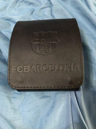 RELOJ VICEROY FC BARCELONA EN CAJA DE PIEL