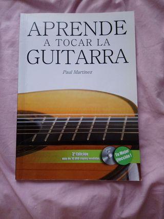 libro aprende a tocar la guitarra