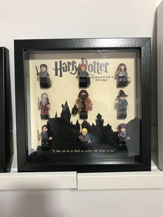 Cuadro decoración Harry Potter la Piedra Filosofal