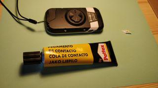 botón para reparar Garmin Edge 1000