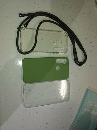fundas Xiaomi redmi note 8