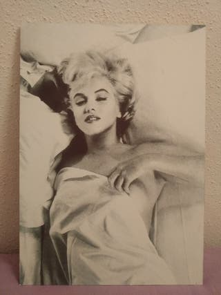 Cuadro Marilyn Monroe 30x40