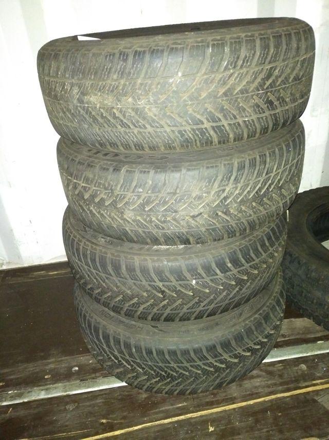 neumáticos goodyear M+S 185-60-r16 86h