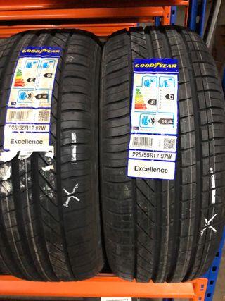 Neumáticos nuevo 225/55-17 97w