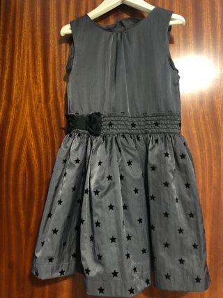 Precioso vestido T6 años 116cms