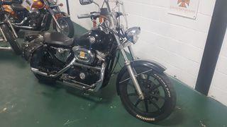 Harley Davidson sportster hugger 883
