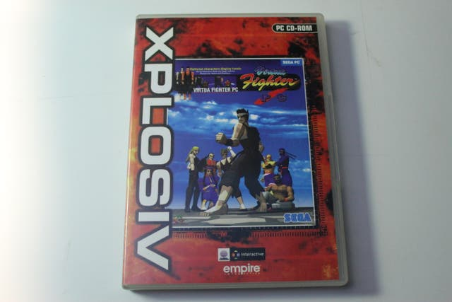 PC - Virtua Fighter