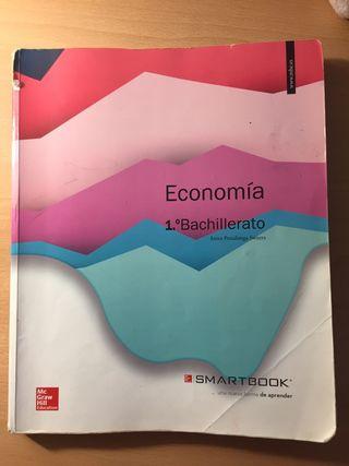 Libro Economía 1° Bachillerato