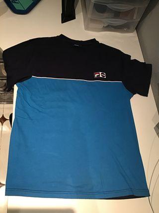 Camiseta FILA Tamara M colección 2019 vintage