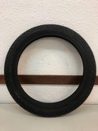 Neumático moto 2 3/4-17 47J nuevo