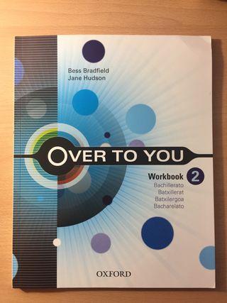 Libro Inglés Workbook 2° Bachillerato