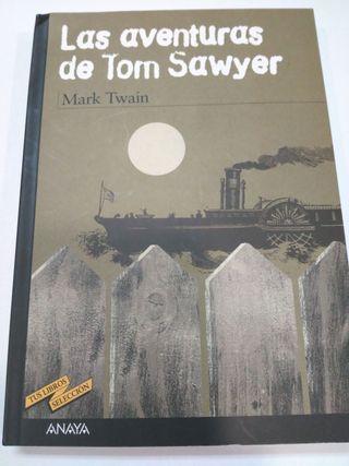 libro Aventuras Tom Sawyer 9788466745284