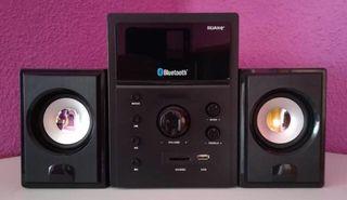 Sistema de audio para casa / Equipo de música