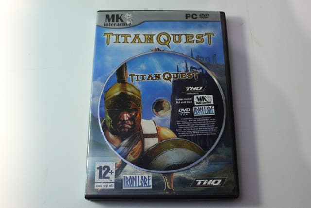PC - Titan Quest