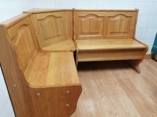 Mueble Rinconera de madera