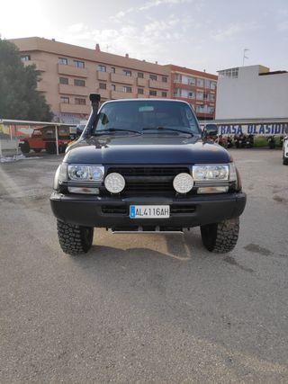 Toyota Hdj 80 1993