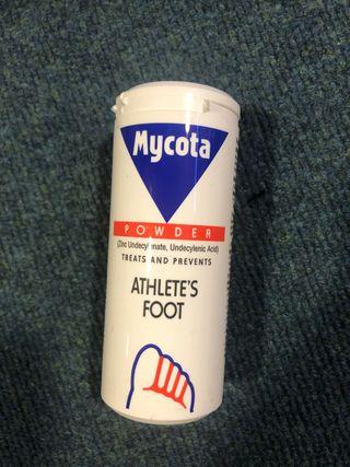 athletes foot powder