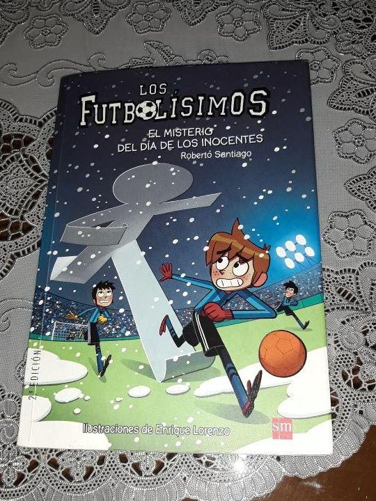 libro de los futbolisimos
