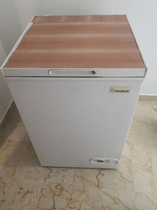 arcón congelador horizontal Eurotech