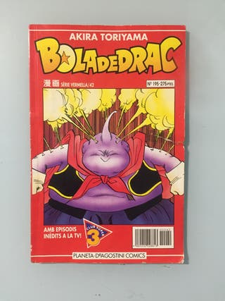Cómic Bola de Drac-Dragon Ball número 195