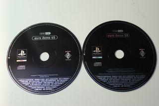 PS1 - Demos Originales