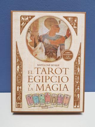 El Tarot Egipcio y la Magia