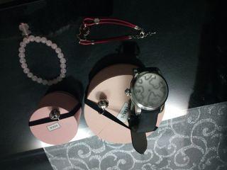reloj y pulseras tous original