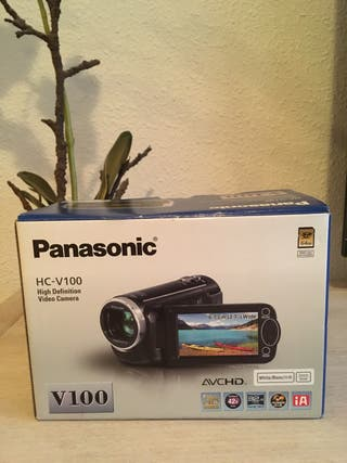 Vídeo cámara Panasonic