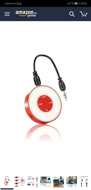 transmisor receptor Bluetooth