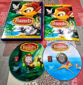Bambi - Edición Especial Disney (DVD Clásicos)