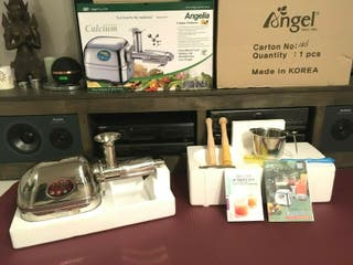Extractor de jugo Angel 5500