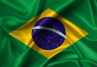 Bandera Brasil tela 150cm x 90cm