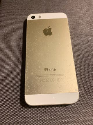Iphone 5s 16 Gb Funciona. (Descripcion)