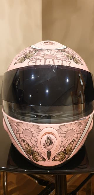 Casco y Guantes Chica
